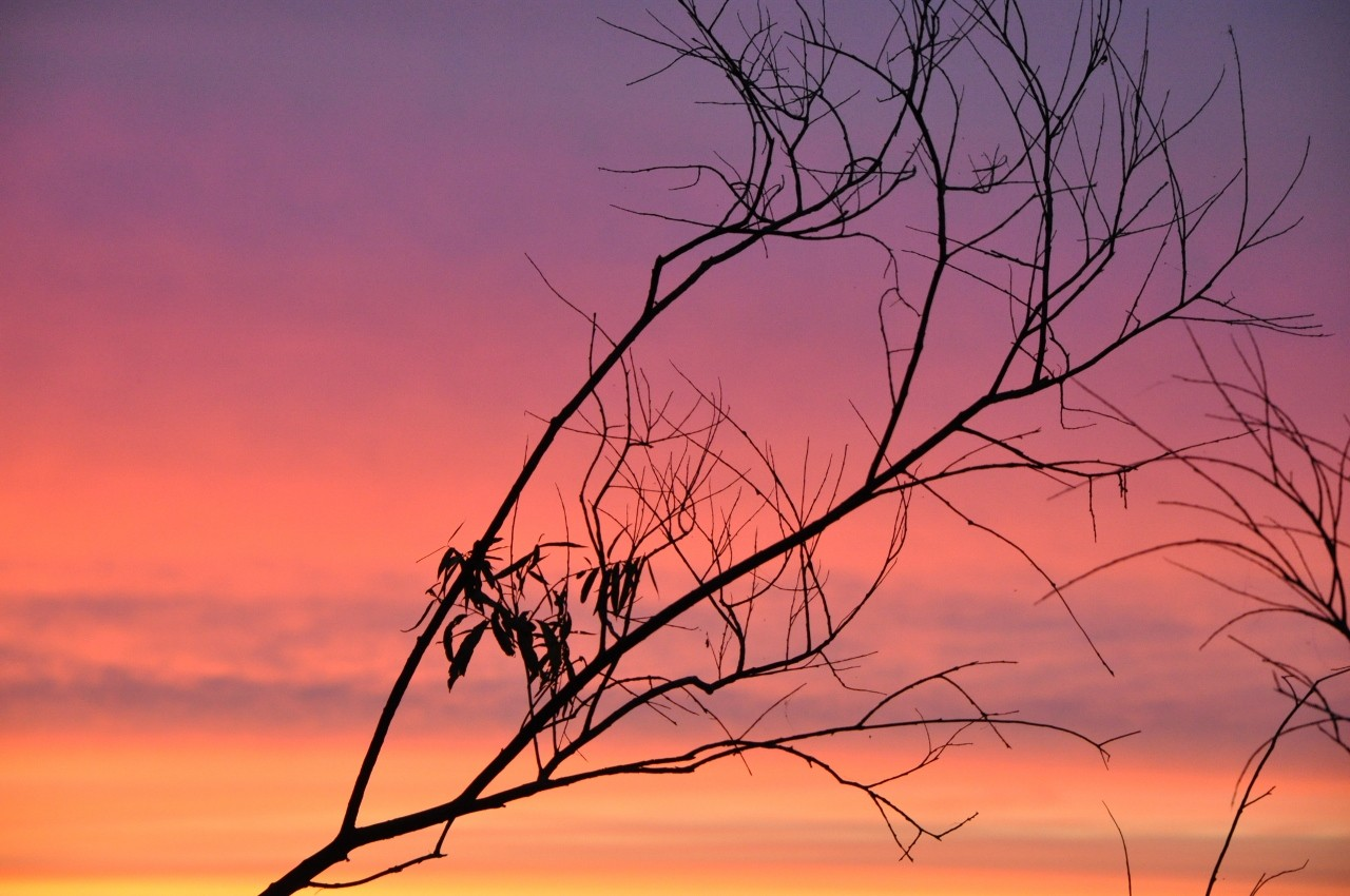zachód słońca nad morze blog lifestylowy