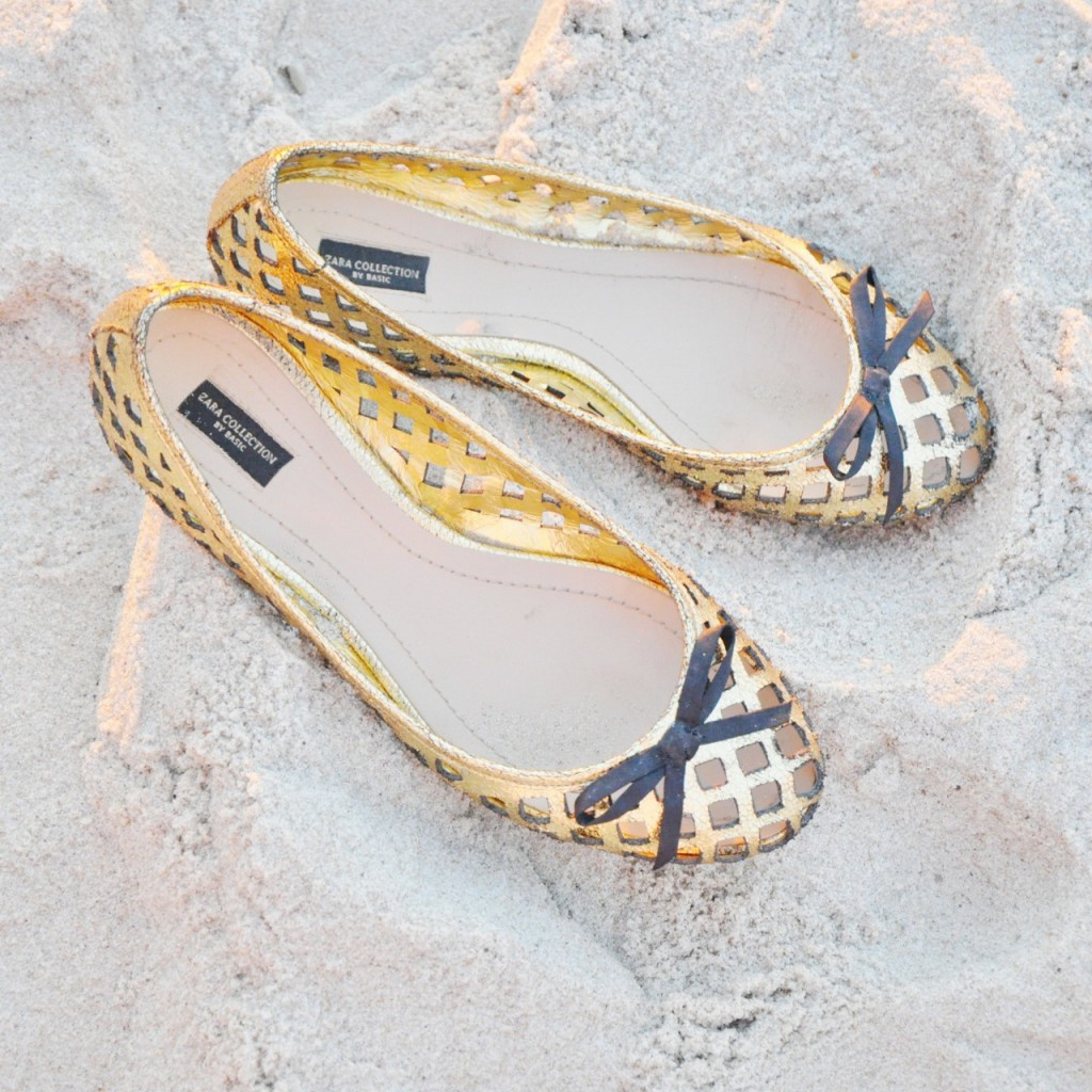 złote baleriny blog modowy