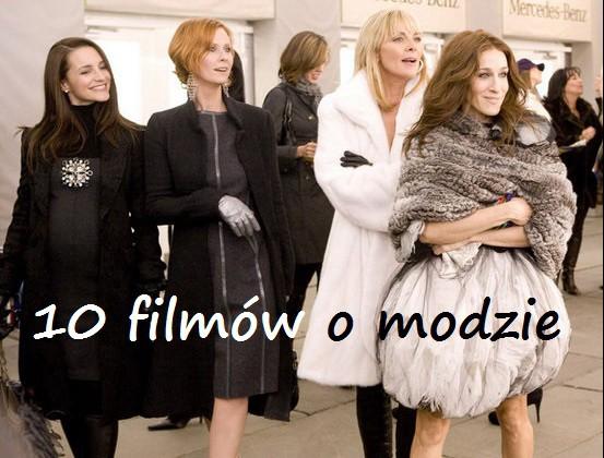 filmy o modzie