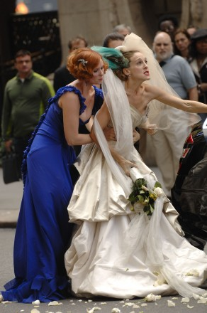 seks w wielkim mieście filmy o ślubach 2