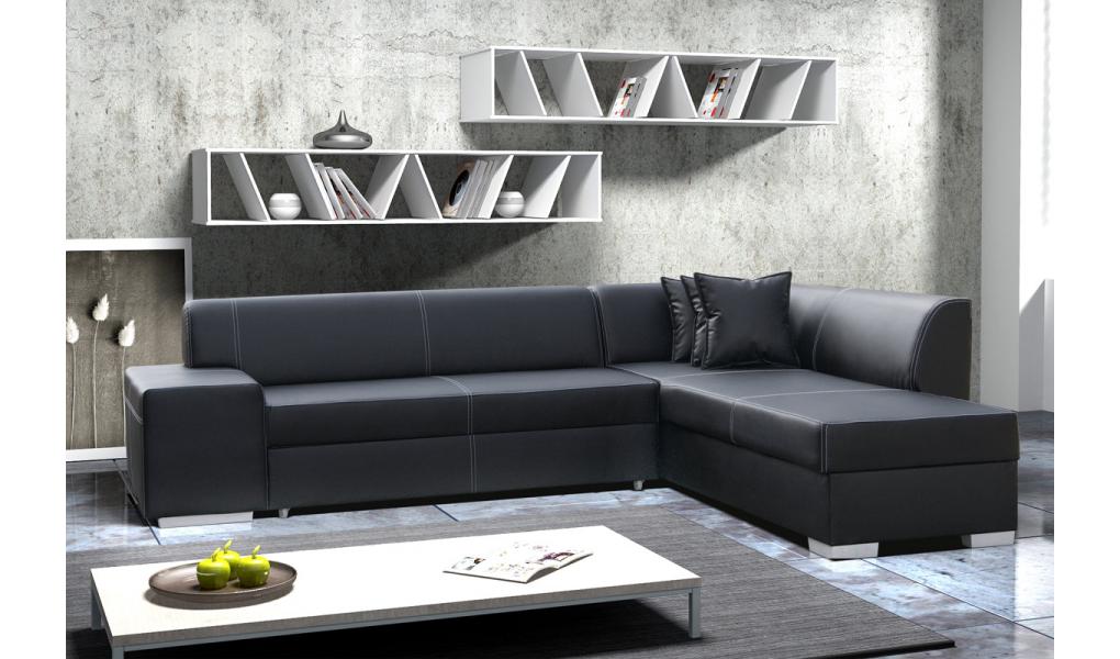 sofa skórzana