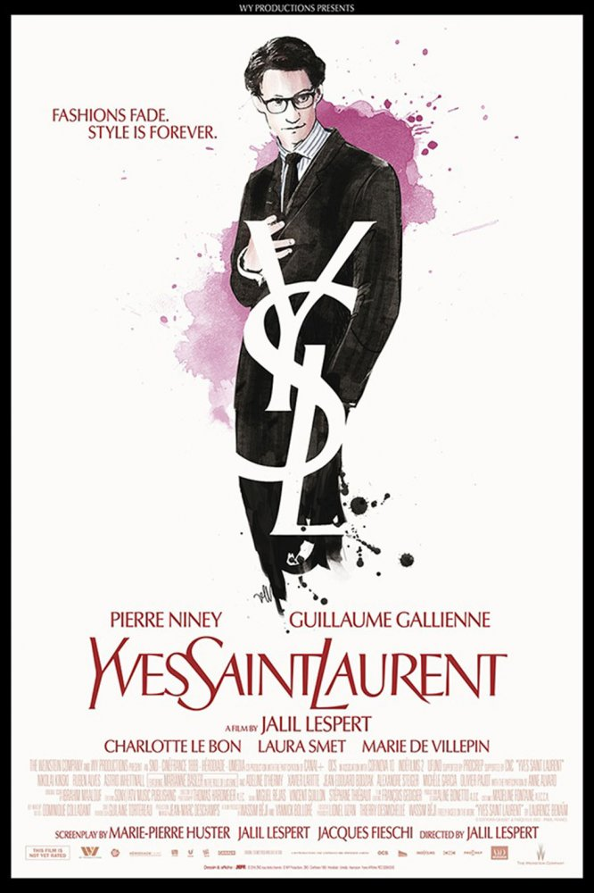 yves saint laurent film