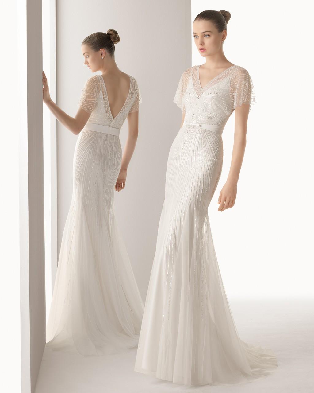 16 rosa clara 2015 najpięknieksze suknie ślubne2