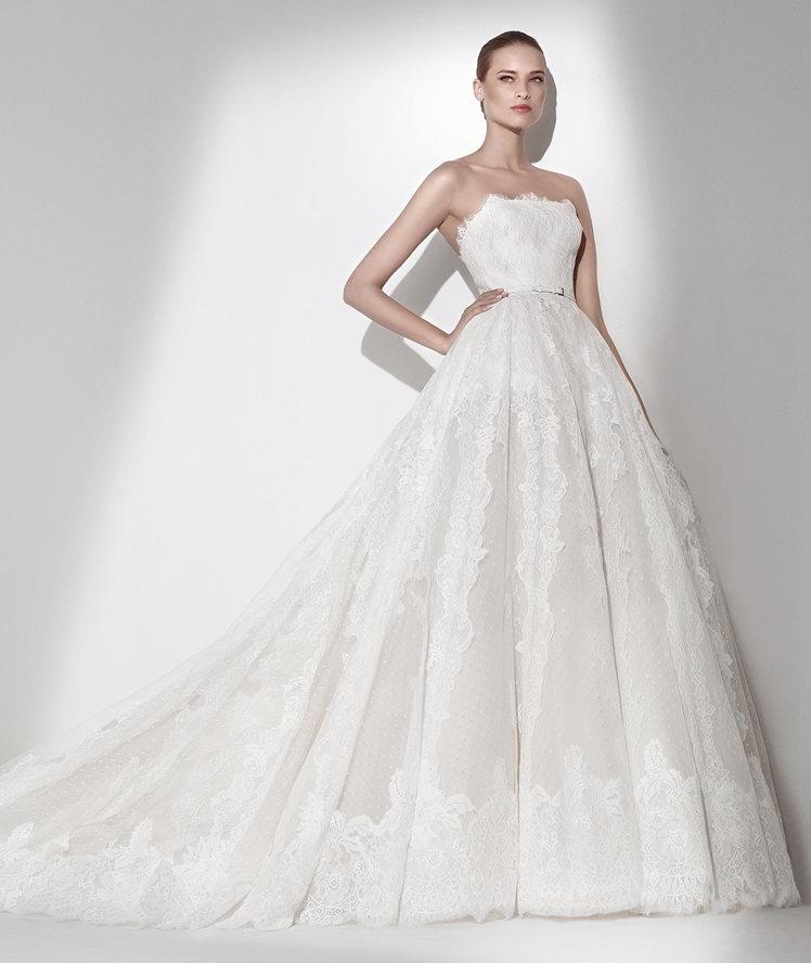 2 elie saab kauai najpiękniejsza suknia ślubna 2015  4
