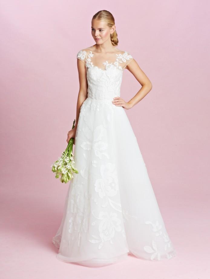 29 oscar de la renta dena suknie ślubne