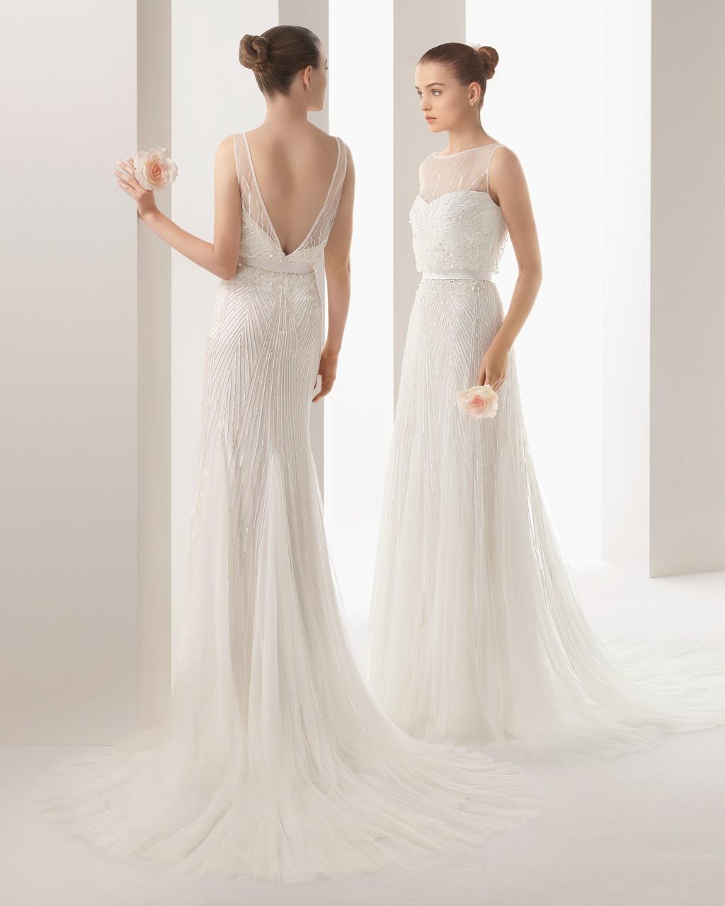 9 rosa clara 2015 najpiękniejsze suknie ślubne