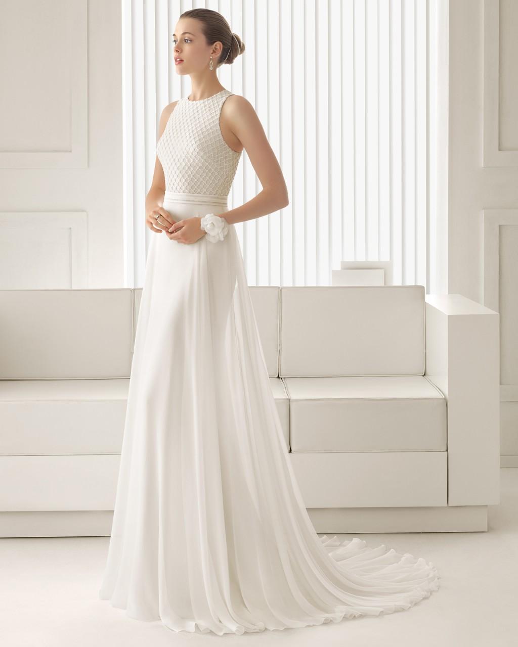 61 rosa clara 2015 siena najpiękniejsze suknie ślubne