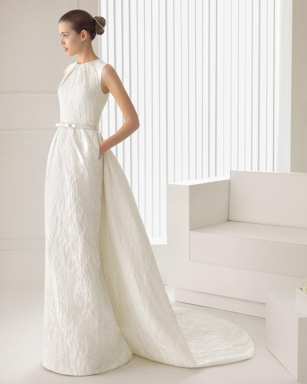 64 rosa clara sinfonia najpiękniejsze suknie ślubne