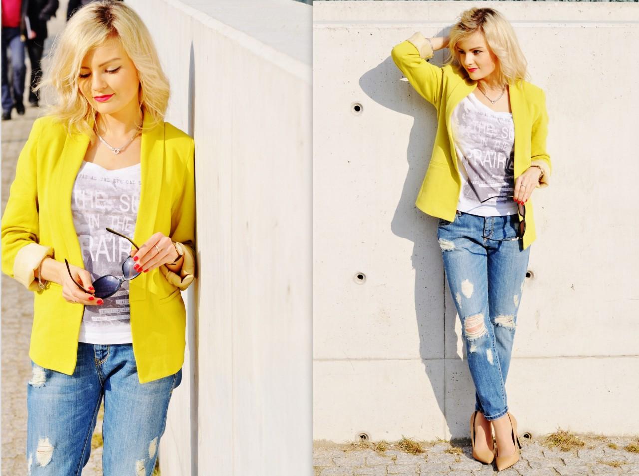c6a1d6f74ae2e Moja stylizacja - jak nosić marynarkę - Fashionable - Blog ...
