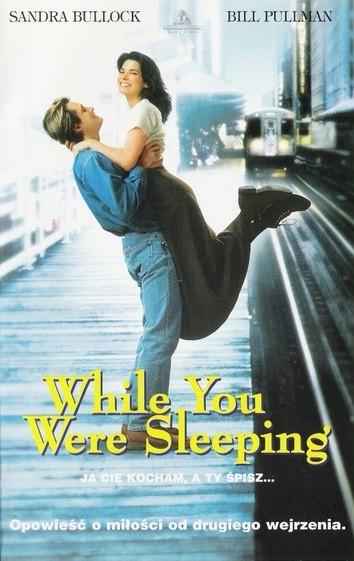ja Cię kocham a Ty śpisz