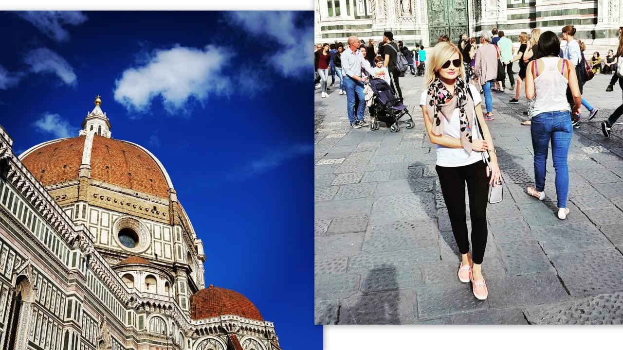 Florencja moja stylizacja anna zając