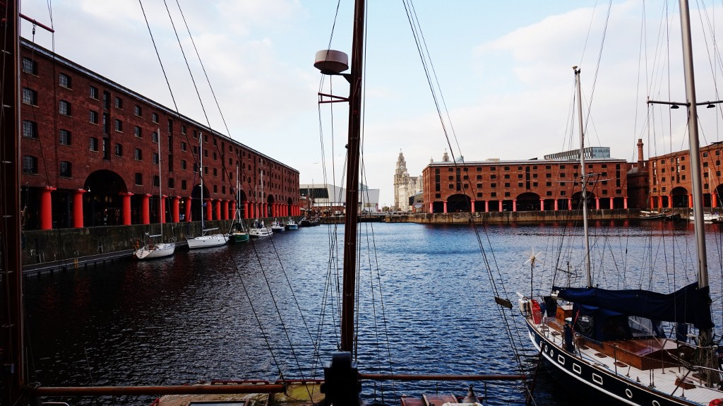 liverpool ceikawe miejsca albert dock