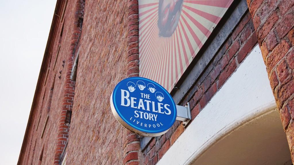 liverpool ciekawe miejsca the beatles story sklep muzeum