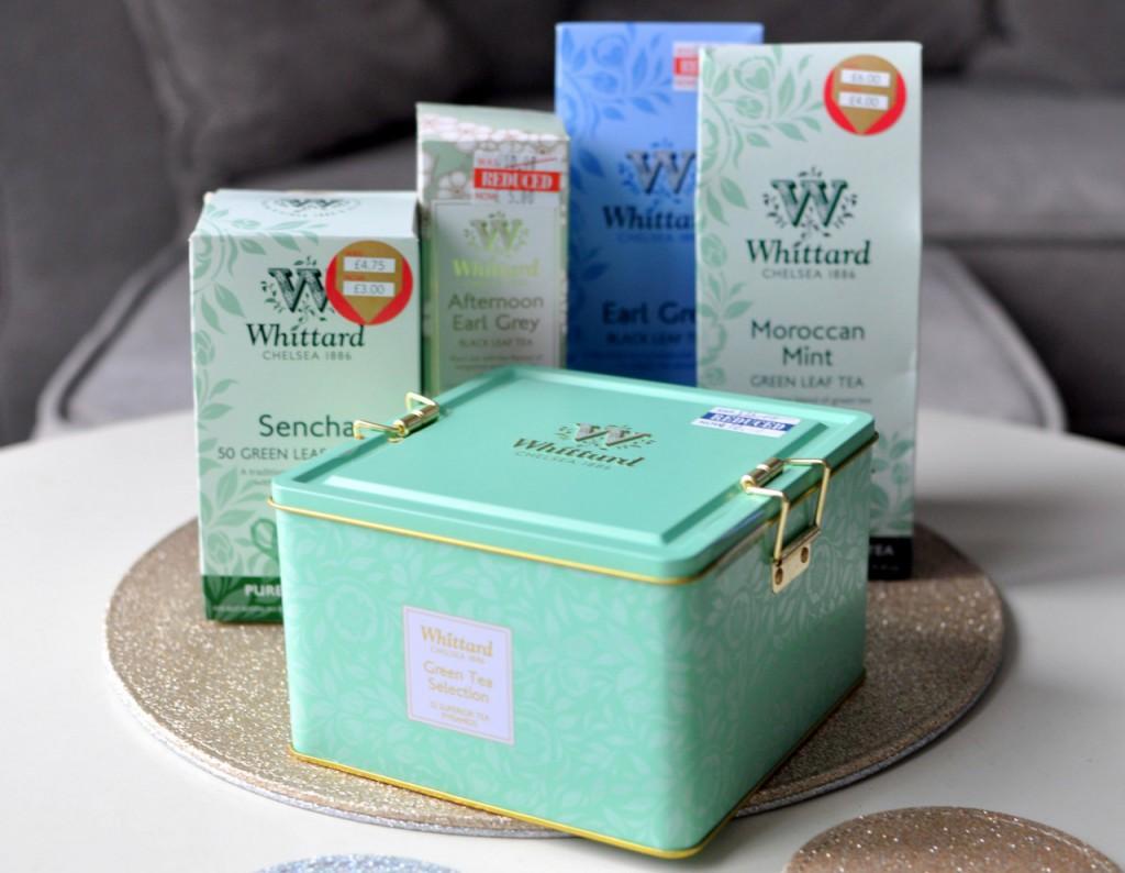 angielskie herbaty Witthard w puszce2