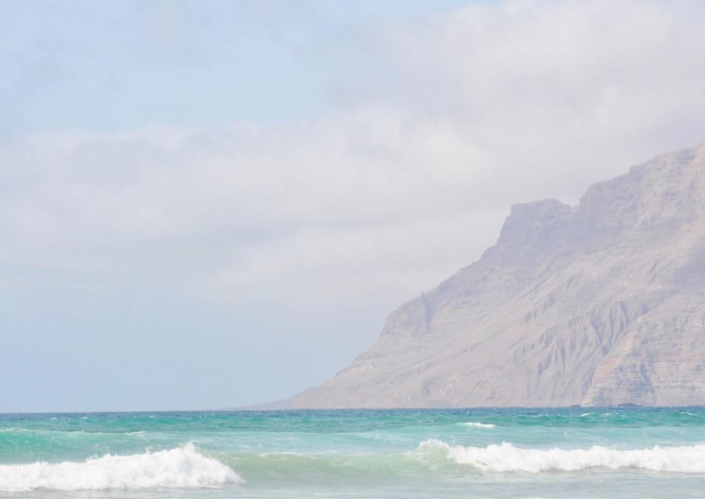 Lanzarote playa Famara blog anna i jakub zając podróże 2