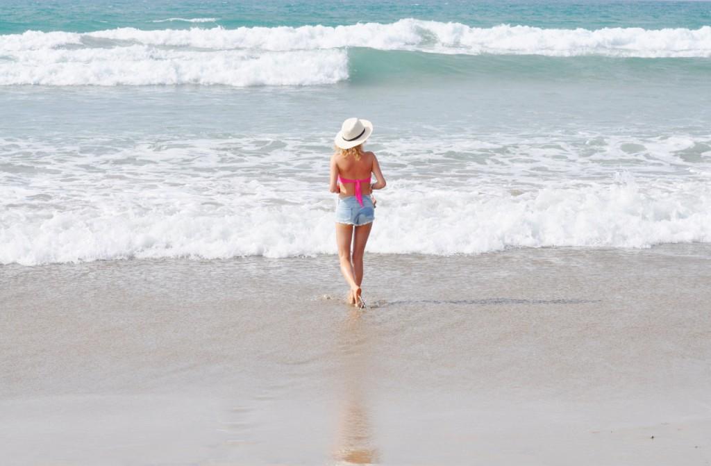Lanzarote playa Famara blog anna i jakub zając podróże 5