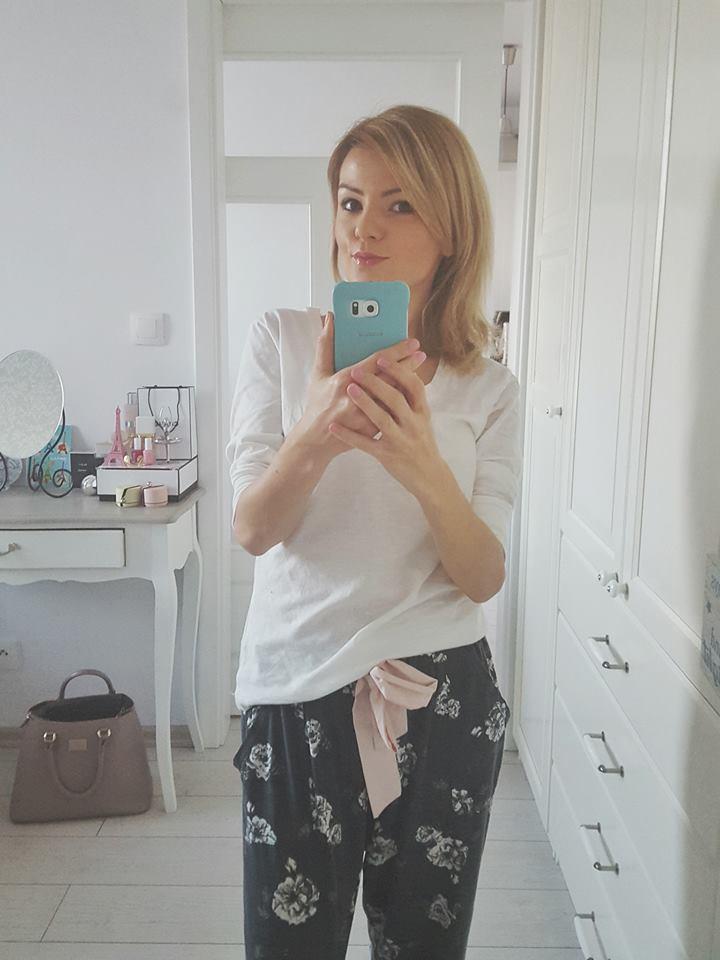 piżama primark długoie spodnie