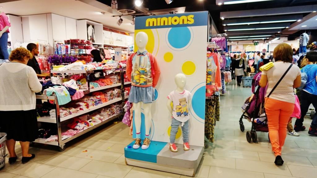 primark angielskie marki zakupy w Londynie