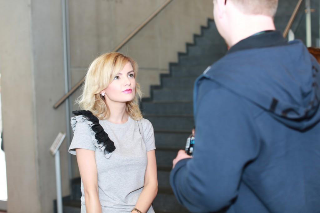 see bloggers anna zając prowadząca wywiad