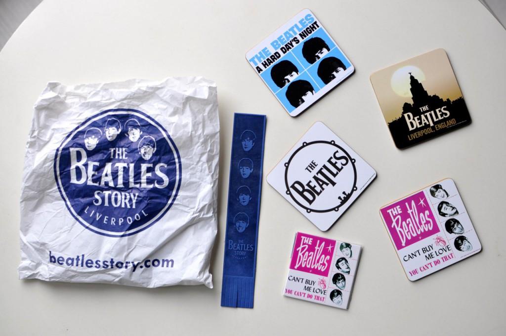 The Beatles Story blog podróżniczy anna i jakub Zając 2
