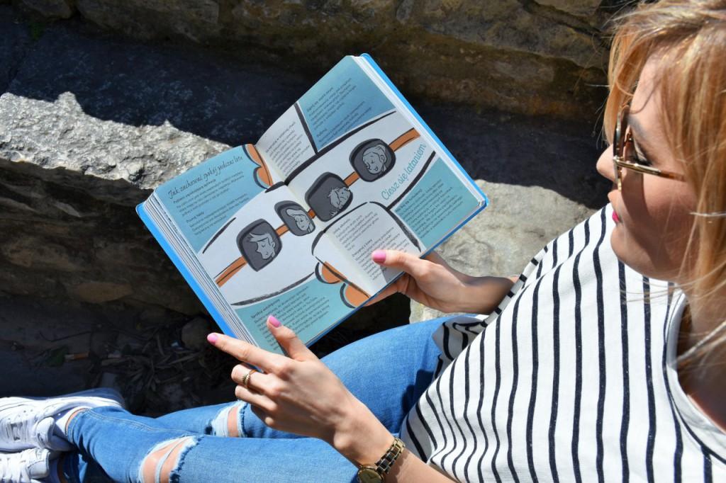 książka Calm blog anna zając