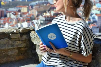 książka calm recenzja blog fashionable