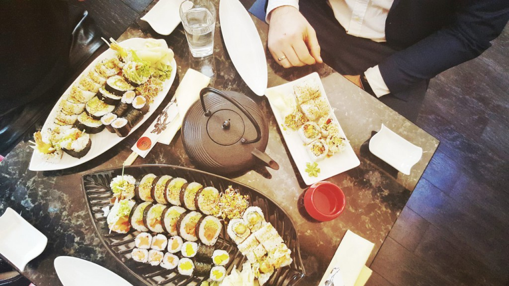 sushi blog lifestyle