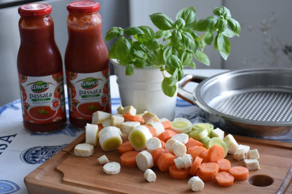 zupa pomidorowa passata Łowicz14