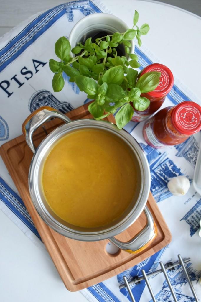 zupa pomidorowa passata Łowicz40