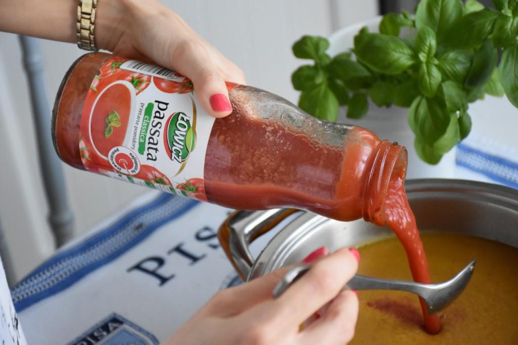 zupa pomidorowa passata Łowicz46
