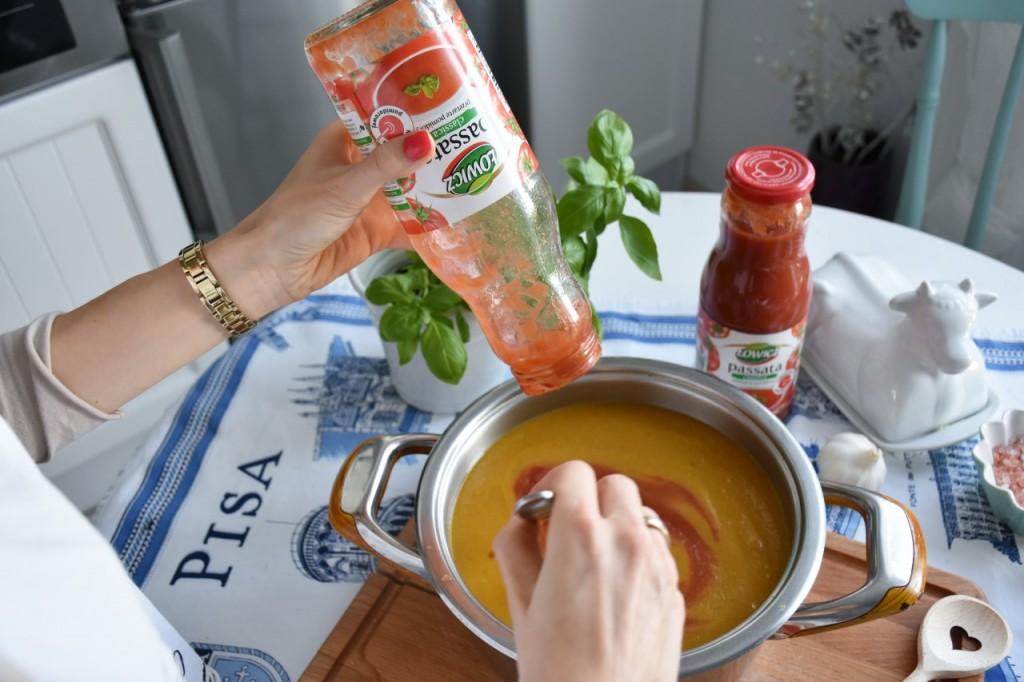 zupa pomidorowa passata Łowicz50
