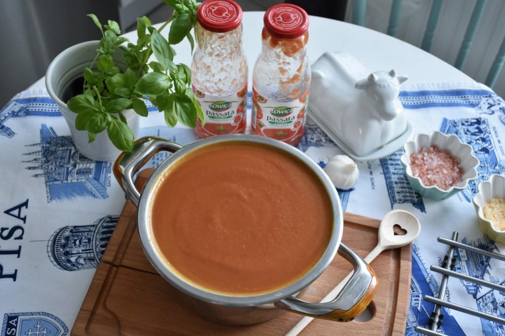 zupa pomidorowa passata Łowicz56