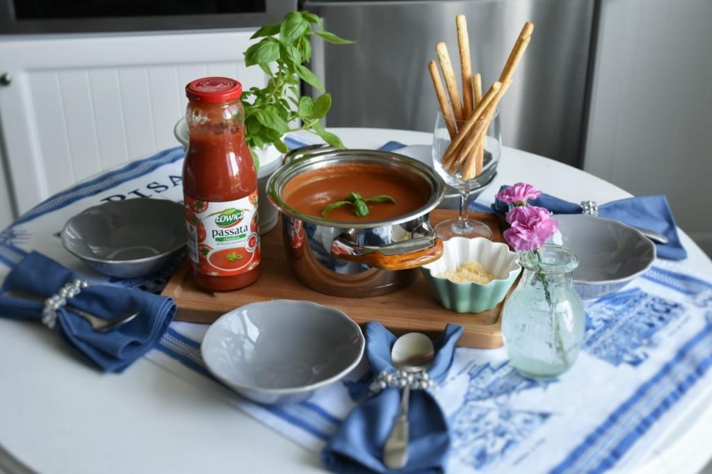 zupa pomidorowa passata Łowicz63