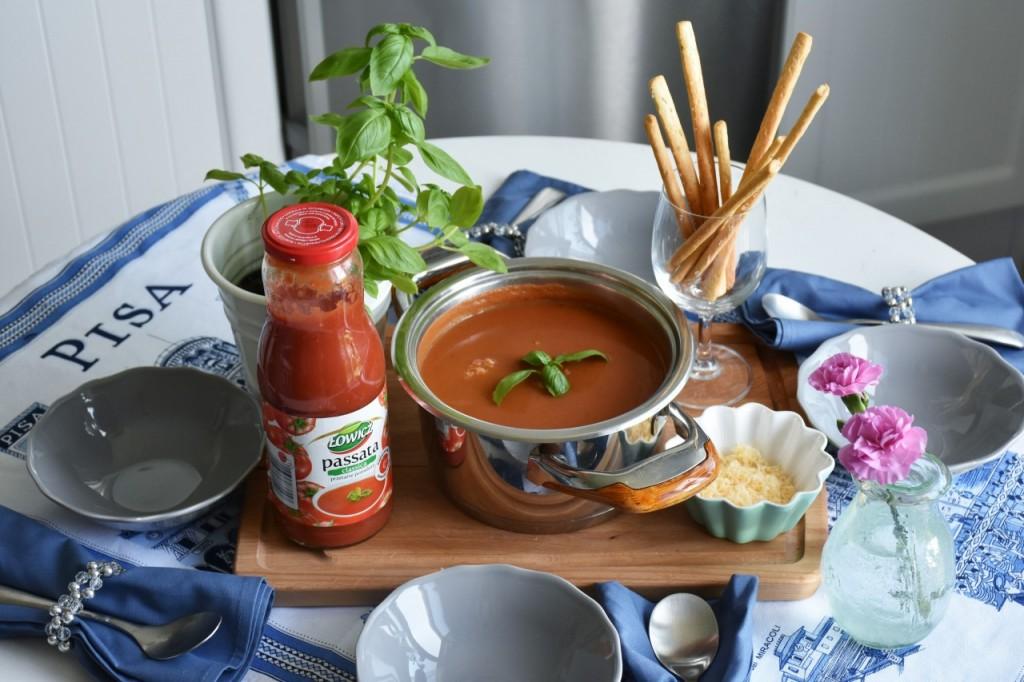 zupa pomidorowa passata Łowicz64