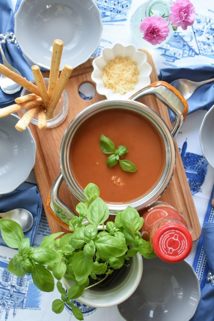 zupa pomidorowa passata Łowicz70