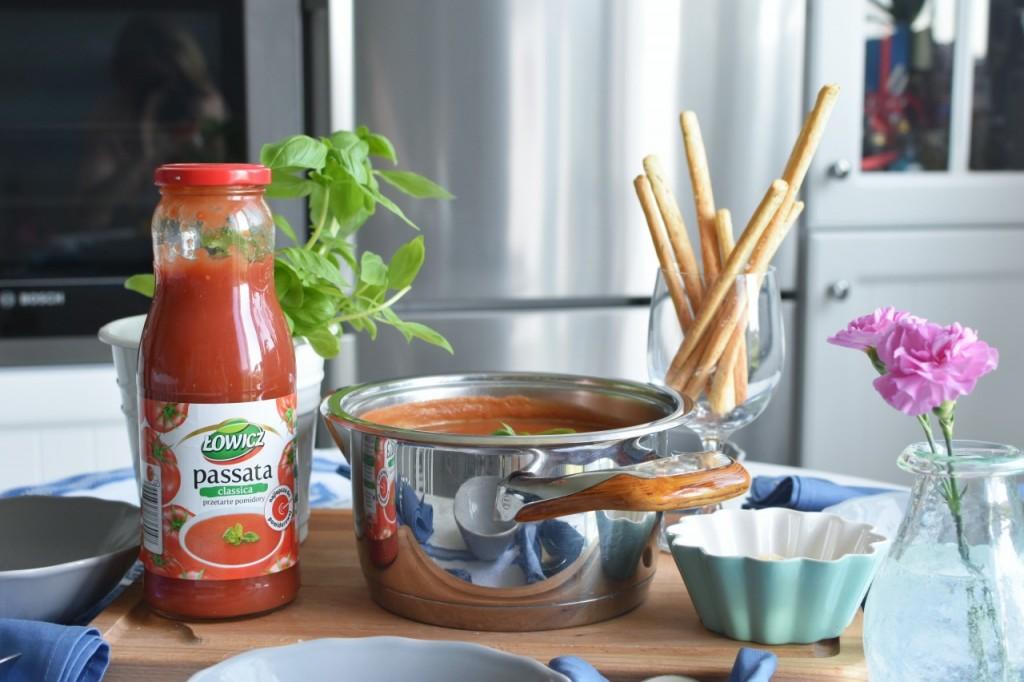 zupa pomidorowa passata Łowicz71