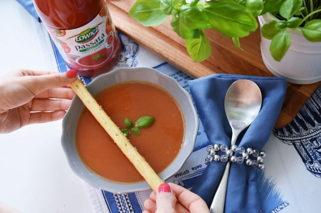 zupa pomidorowa passata Łowicz88