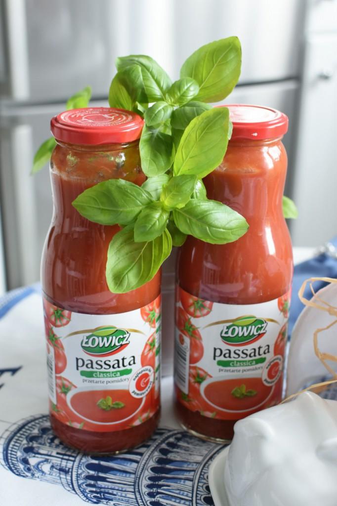Pyszna Gęsta Zupa Pomidorowa Fashionable Blog Lifestylowy Blog