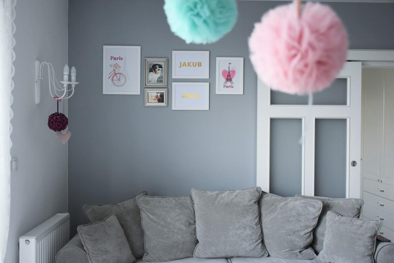 Metamorfoza ściany W Salonie Pomysły Na Dekoracje W Domu