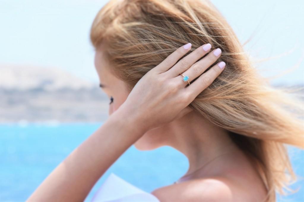 stylizacja ślub z kolorem Kruk 26