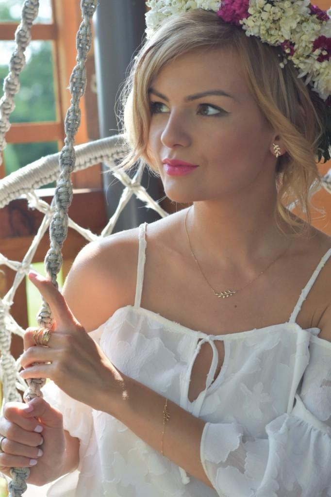 Kruk styl boho rustykalny ślub panna młod13