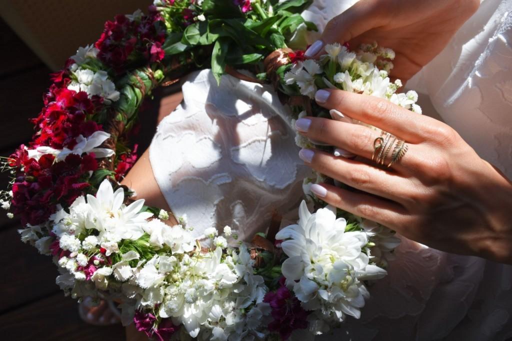 Kruk styl boho rustykalny ślub panna młod23