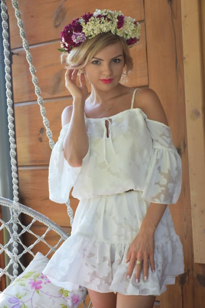 Kruk styl boho rustykalny ślub panna młoda27