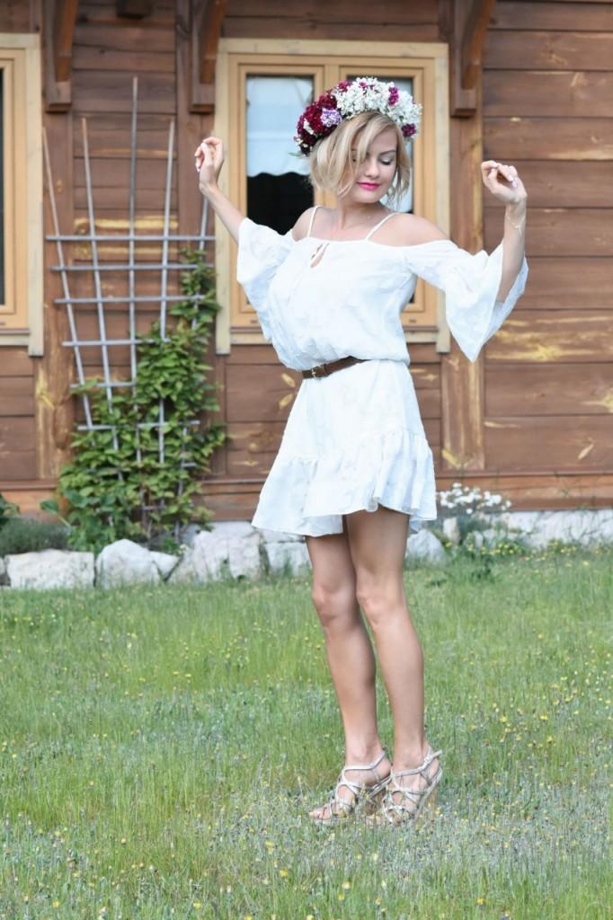 Kruk styl boho rustykalny ślub panna młoda30