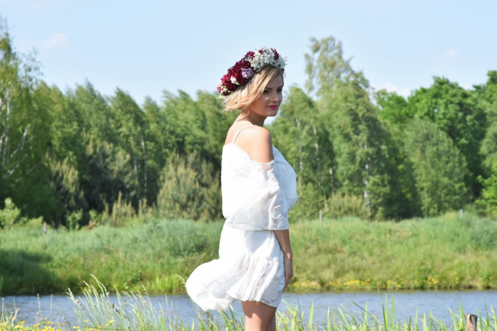 Kruk styl boho rustykalny ślub panna młoda35