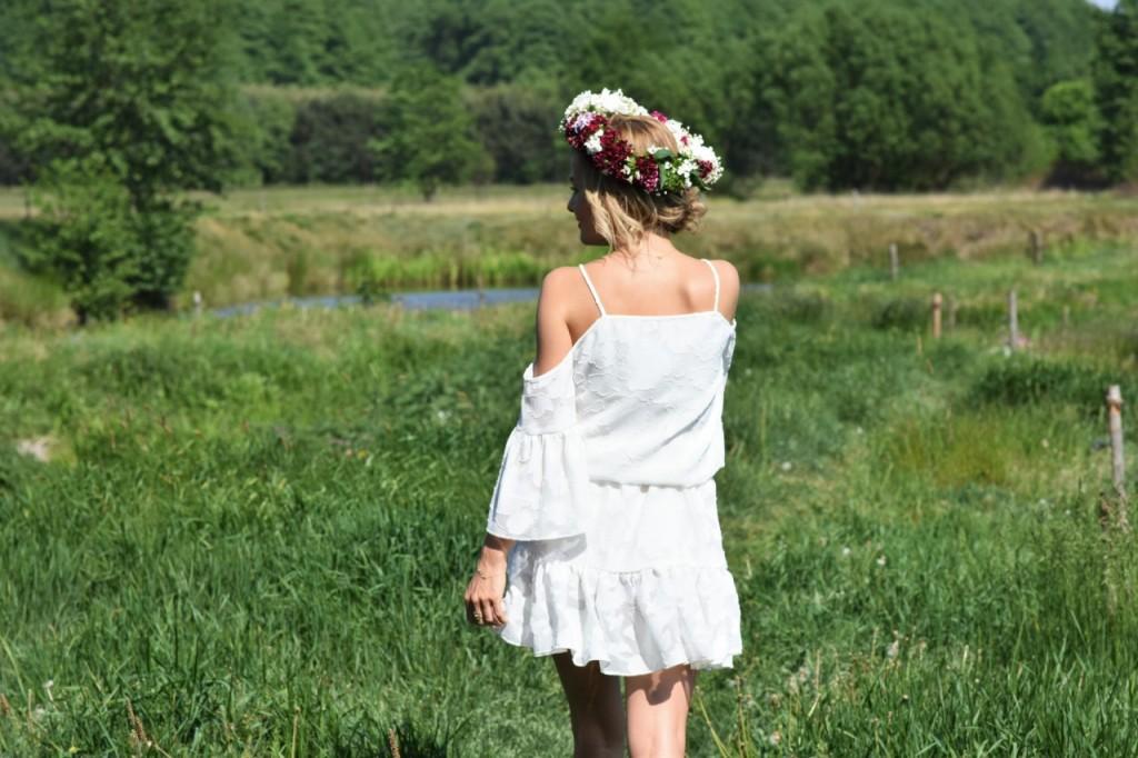 Kruk styl boho rustykalny ślub panna młoda40