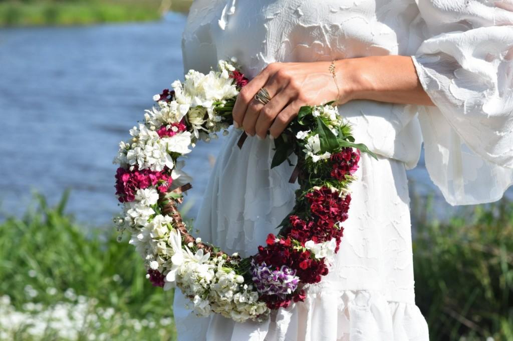 Kruk styl boho rustykalny ślub panna młoda50