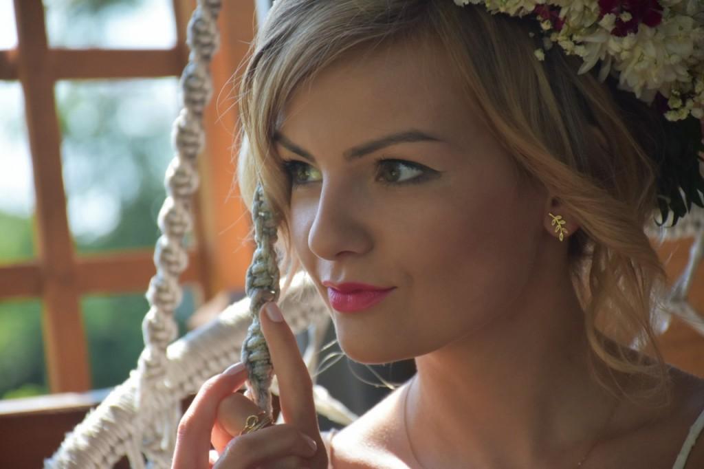 Kruk styl boho rustykalny ślub panna młoda9
