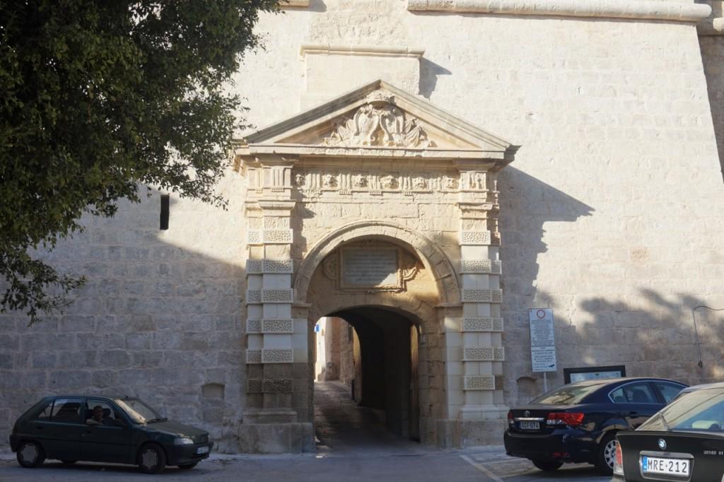 mdina malta ciekawe miejsca miasto ciszy50jpg