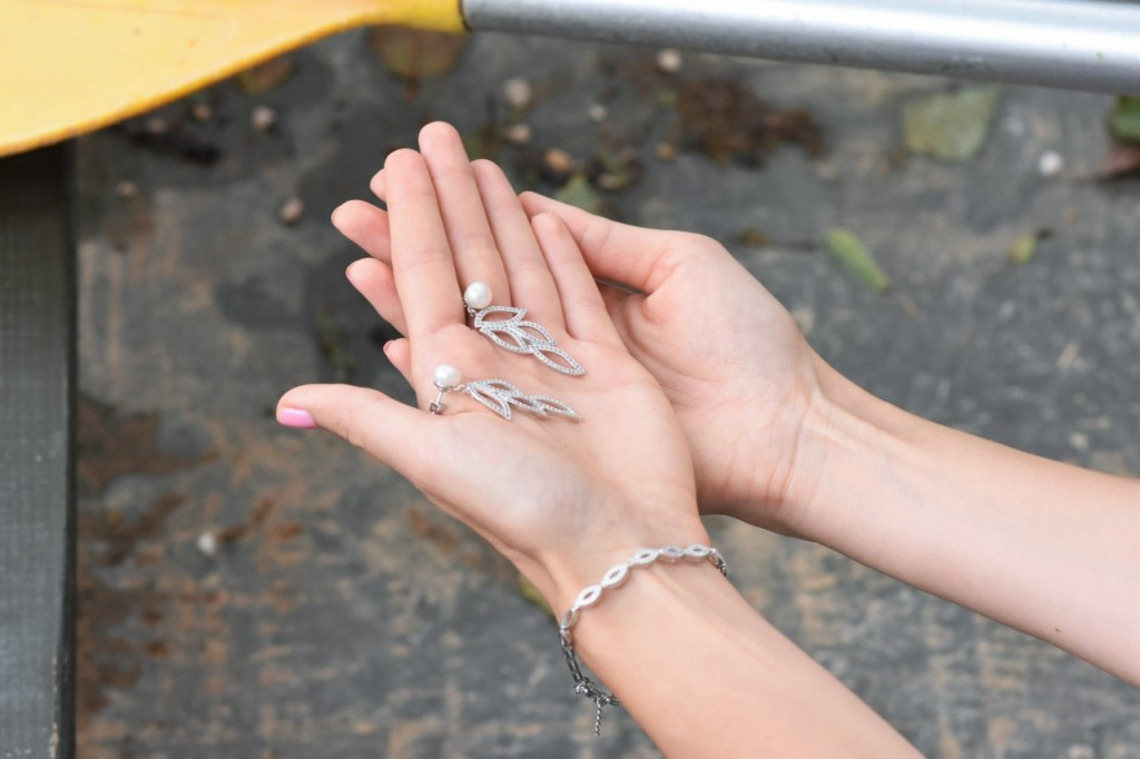 romantyczny motyw przewodni wesela i ślubu biżuteria ślubna W.KRUK100